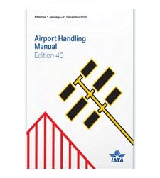 Airport Handling Manual, 40 Edition, 2020