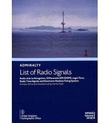 Admiralty List of Radio Signals, NP 282(1) , Edition 2018/2019