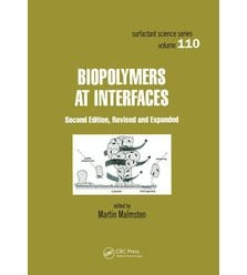 Biopolymers at Interfaces
