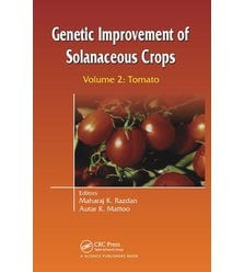 Genetic Improvement of Solanaceous Crops. Tomato