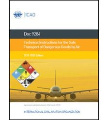ICAO 9284 – Technical Instructions for the Safe Transport: 2019-2020 [paper]