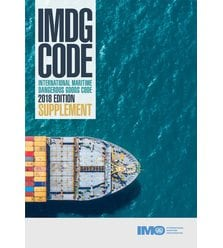 IMO IMDG Code Supplement