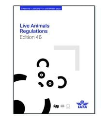 Live Animals Regulations 46 Edition 2020