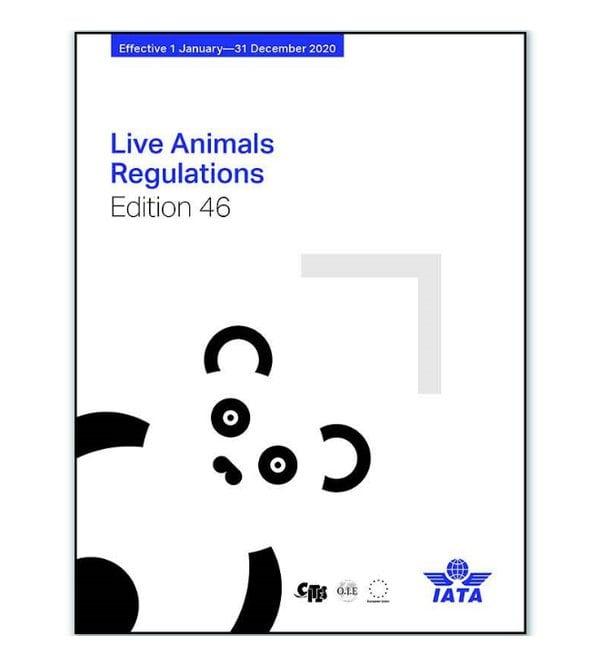 Live Animals Regulations 46 Edition 2020