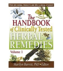The Handbook of Clinically Tested Herbal Remedies, Volumes 1 & 2