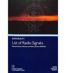 Admiralty List of Radio Signals, NP 285, Edition 2018/2019, Global Maritime Distress ..