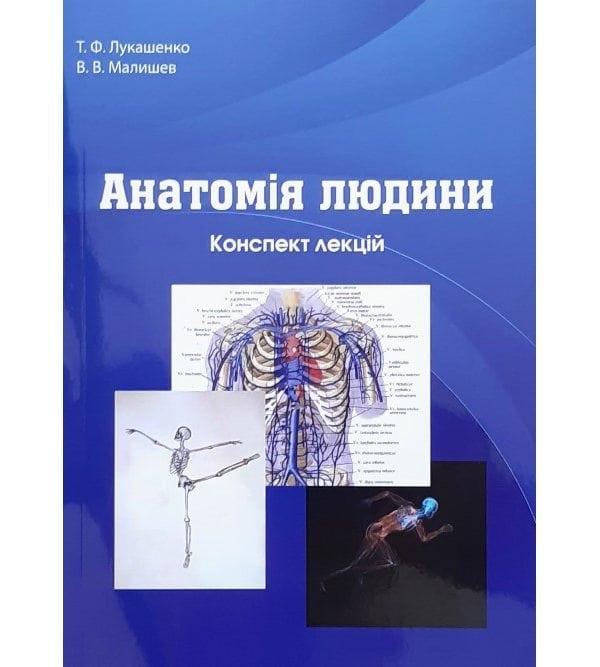 Анатомія людини. Конспект лекцій