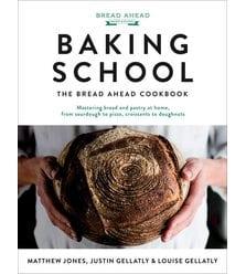 Baking School. The Bread Ahead Cookbook