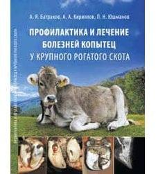 Профилактика и лечение болезней копытец у крупного рогатого скота