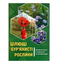 Цілющі бур'янисті рослини