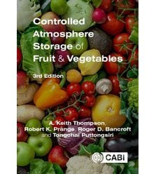 Controlled Atmosphere Storage of Fruit and Vegetables