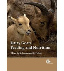 Dairy Goats, Feeding and Nutrition