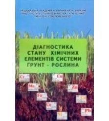 Діагностика стану хімічних елементів системи ґрунт-рослина