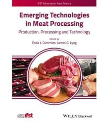 Emerging Technologies in Meat Processing: Production, Processing and Technology