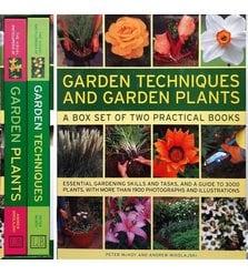 Garden techniques and garden plants