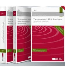 The Annotated IFRS® Standards Issued 2021