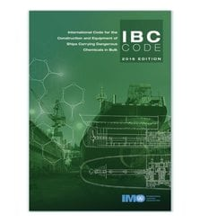 IMO IBC Code: 2016