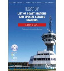 ITU List of Coast Stations : 2017 [cd-rom]