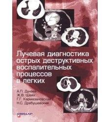 Лучевая диагностика острых деструктивных воспалительных процессов в легких