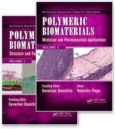 Polymeric Biomaterials2 Volume Set