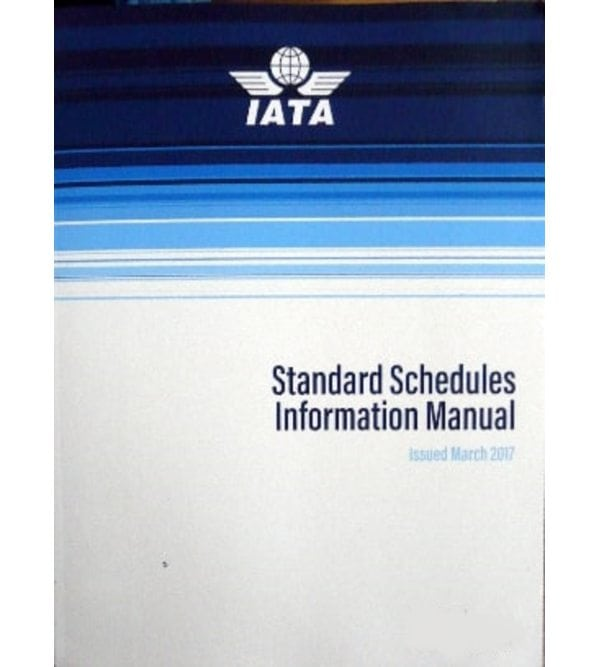 Standard Schedules Information Manual. 28 Edition, 2018/19