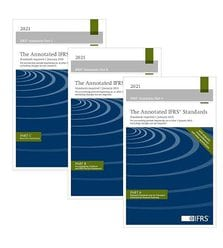 The Annotated IFRS® Standards required 2021
