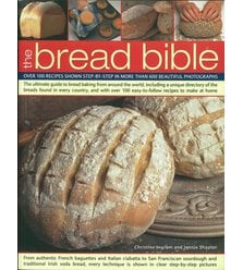 The Bread Bible: Over 100 Recipes