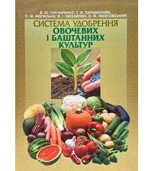 Система удобрення овочевих і баштанних культур