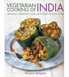 Vegetarian Cooking of India