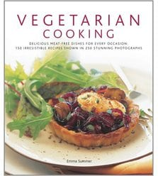 Vegetarian Cooking. Delicious Meat-Free Dishes for Every Occasion